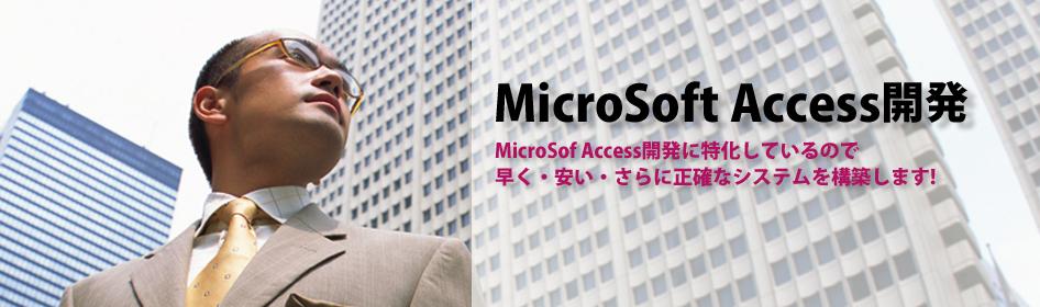 MicroSoft Accessの開発(マイクロソフト アクセスの開発)株式会社アップロード